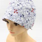 醫療專用頭巾-灰