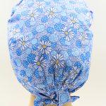 醫療專用頭巾-藍